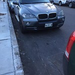 Illegal Parking at 41 M St, South Boston