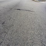 Pothole at Intersection Of Southampton St & Frontage Rd, South Boston