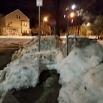 Sidewalk Not Shoveled at 4 Destefano Rd, Roslindale