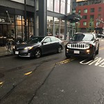 Illegal Parking at Intersection Of Kilmarnock St & Boylston St