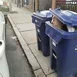 Recycling Cart at 105 Savin Hill Ave, 1, Dorchester