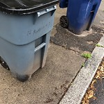 Residential Trash out Illegally at 9 Montello St, 1, Dorchester