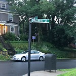 Traffic Signal at Intersection Of Colberg Ave & Lorraine St, Roslindale