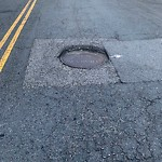 Pothole at Intersection Of Ipswich St & Lansdowne St
