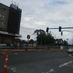 Traffic Signal at 855 861 Commonwealth Ave
