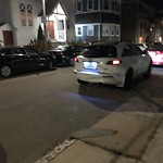 Illegal Parking at 2 Vinton St, South Boston