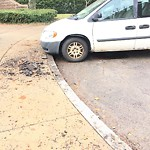 Pothole at Intersection Of Amy Ct & Martha Rd