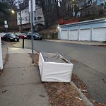 Residential Trash out Illegally at 5 Leamington Rd, Brighton