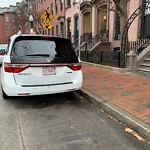 Illegal Parking at 543 Massachusetts Ave, Roxbury