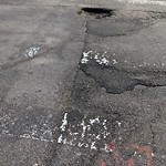 Pothole at Intersection Of Oliver St & High St