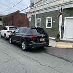 Illegal Parking at Intersection Of Spring Garden St & Crescent Ave, Dorchester