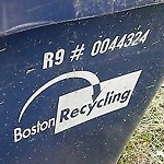 Recycling Cart at 148 Draper St, 1, Dorchester
