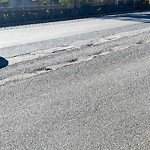 Pothole at Intersection Of Mystic Ave & Sherman St, Charlestown