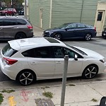 Illegal Parking at 120 London St, East Boston