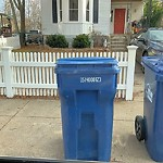 Recycling Cart Return at 136 Child St, Hyde Park