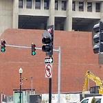 Traffic Signal Repair at Intersection Of Congress St & Hanover St