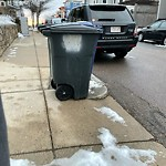 Residential Trash out Illegally at 95 Sawyer Ave, 1, Dorchester