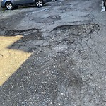 Pothole at Intersection Of New Hope Way & W Concord St, Roxbury