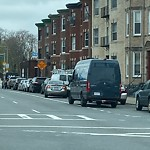 Illegal Parking at Intersection Of Cambridge St & N Harvard St, Allston