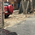Illegal Parking at 233 Princeton St, East Boston